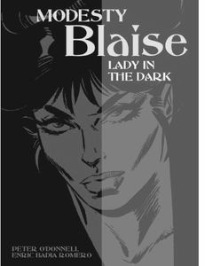 [Modesty Blaise: Lady In The Dark (Titan Edition) (Product Image)]