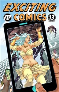 [Exciting Comics #13 (Product Image)]
