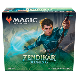 [Magic The Gathering: Zendikar Rising: Bundle (Product Image)]