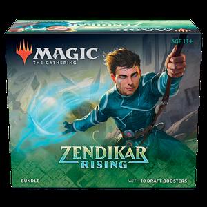 [Magic The Gathering: Zendikar Rising: Bundle (Product Image)]