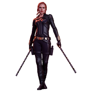 [Black Widow: Hot Toys Action Figure: Black Widow (Product Image)]