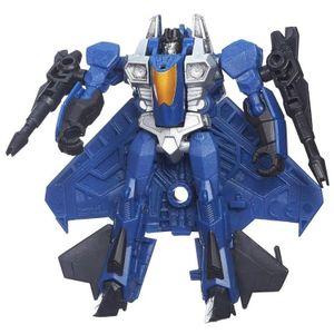 [Transformers: Generations: Combiner Wars: Legends Wave 1 Action Figures: Thundercracker (Product Image)]