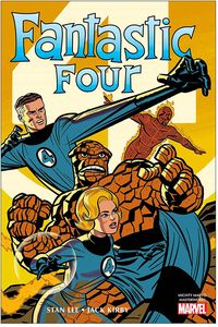 [Mighty Marvel Masterworks: The Fantastic Four: Volume 1 (Product Image)]