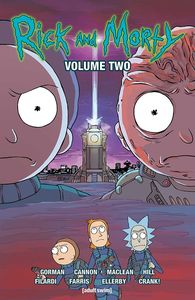 [Rick & Morty: Volume 2 (Signed Edition) (Product Image)]