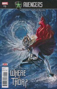 [Avengers #9 (Product Image)]