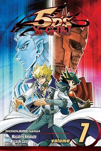 [Yu-Gi-Oh!: 5D's: Volume 7 (Product Image)]