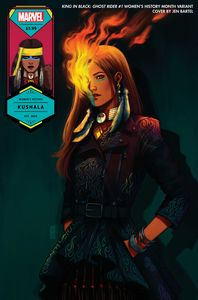 [King In Black: Ghost Rider #1 (Bartel Womens History Variant) (Product Image)]