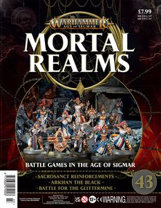 [Warhammer: Age Of Sigmar: Mortal Realms #43 (Product Image)]
