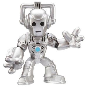 [Doctor Who: Time Squad: Series 1 Action Figures: Cyberman (Product Image)]