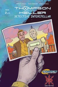 [Thompson Heller: Detective Interstellar #2 (Product Image)]
