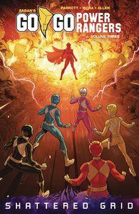 [Go Go Power Rangers: Volume 3 (Product Image)]