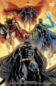 [Justice League #16 (Variant Edition) (Product Image)]