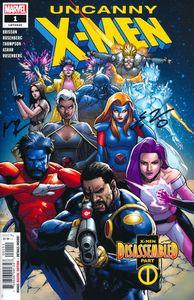 [Uncanny X-Men #1 (Signed Edition) (Product Image)]