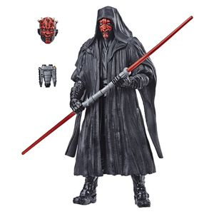 [Star Wars: The Phantom Menace: Black Series Action Figure: Darth Maul (Product Image)]