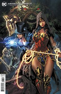 [Justice League: Dark #27 (Kael Ngu Variant Edition) (Product Image)]
