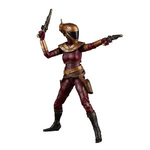 [Star Wars: The Rise Of Skywalker: Black Series Action Figure: Zorii Bliss (Product Image)]