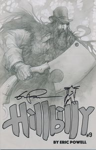 [Hillbilly #9 (Diamond Summit Variant Signed) (Product Image)]