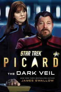 [Star Trek: Picard: The Dark Veil (Product Image)]