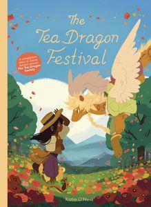 [The Tea Dragon Festival (Hardcover) (Product Image)]