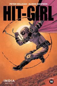 [Hit-Girl: Season Two #10 (Cover A Shalvey) (Product Image)]