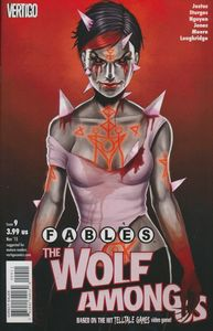 [Fables: The Wolf Among Us #9 (Product Image)]