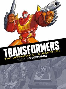 [Transformers: Definitive G1 Collection: Volume 24: Space Pirates (Product Image)]