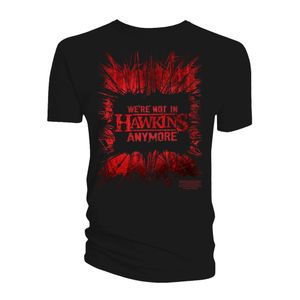 [Stranger Things 4: T-Shirt: Not In Hawkins Anymore (Product Image)]