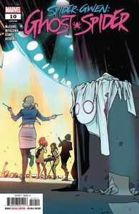 [Spider-Gwen: Ghost Spider #10 (Product Image)]