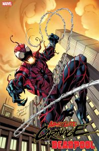 [Absolute Carnage Vs Deadpool #3 (Bagley Codex Variant AC) (Product Image)]