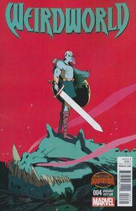 [Weirdworld #4 (Manga Variant) (Product Image)]