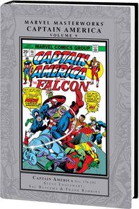 [Marvel Masterworks: Captain America: Volume 9 (Hardcover) (Product Image)]