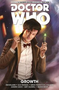 [Doctor Who: The 11th Doctor: Volume 7: Growth (Hardcover) (Product Image)]