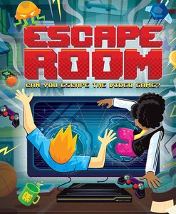 [Escape The Videogame (Hardcover) (Product Image)]