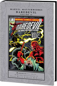[Marvel Masterworks: Daredevil: Volume 15 (Hardcover) (Product Image)]