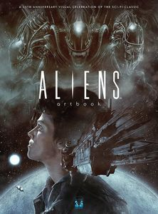 [Aliens: Artbook (Hardcover) (Product Image)]