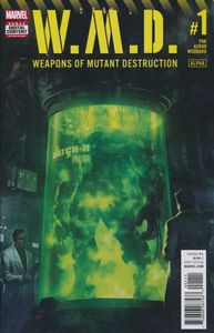 [Weapons Of Mutant Destruction #1 (Product Image)]