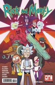 [Rick & Morty #44 (Cover A) (Product Image)]