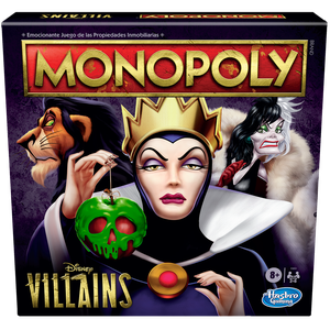 [Monopoly: Disney Villains (Product Image)]