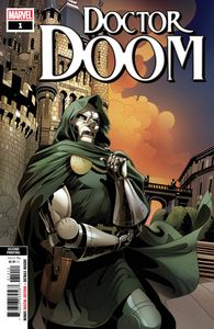 [Doctor Doom #1 (2nd Printing Larroca Variant) (Product Image)]