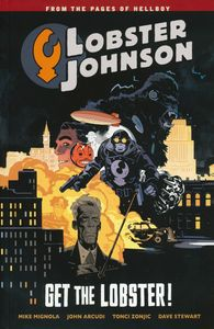 [Lobster Johnson: Volume 4: Get The Lobster (Product Image)]