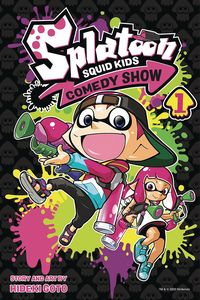[Splatoon: Squid Kids Comedy Show: Volume 1 (Product Image)]