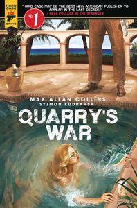 [Hard Case Crime: Quarry's War #1 (Cover B Dalton) (Product Image)]