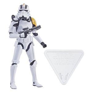 [Star Wars: Black Series Action Figure: Imperial Jumptrooper (Product Image)]