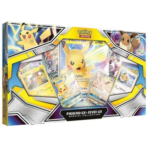 [Pokemon: Pikachu-GX & Eevee-GX (Special Collection) (Product Image)]