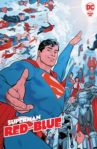 [Superman: Red & Blue #6 (Product Image)]