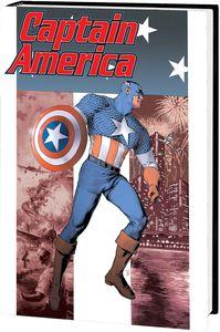 [Captain America By Jurgens: Omnibus (Ha DM Variant Hardcover) (Product Image)]