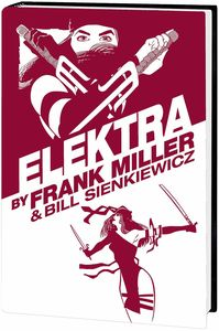 [Elektra: By Frank Miller: Omnibus (Hardcover - New Printing) (Product Image)]
