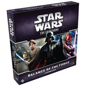 [Star Wars: The Card Game: Expansion: Balance Of The Force (Product Image)]