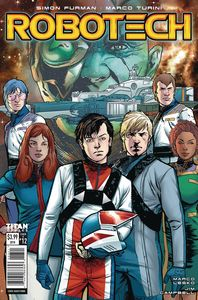 [Robotech #12 (Cover A Turini) (Product Image)]