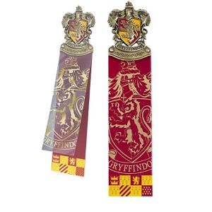 [Harry Potter: Bookmark: Gryffindor Crest (Product Image)]